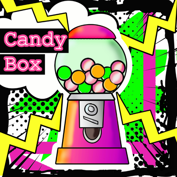 Neue EP CANDY BOX bald erhältlich! New EP CANDY BOX out soon!